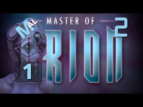 Master Of Orion 2 Let's Play - Part 1