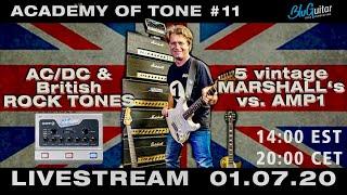 Academy of Tone #11  \