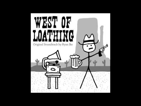 West of Loathing OST  The Quick and the Undead Scary