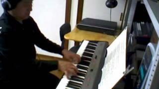 一青 窈さんの「ハナミズキ」ピアノソロ・バージョンです。 「ハナミズキ」は一青窈の5枚目のシングルであり、代表曲の1つで、2004年2月11日リリースされました。 日本テレビ ...