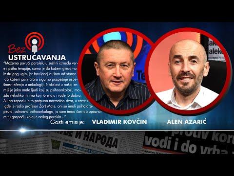 BEZ USTRUČAVANJA - Alen Azarić i Vladimir Kovčin: Kanabis treba da se registruje kao lek!