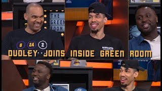 Jared Dudley and Danny on Lakers/Clippers, Rajon Rondo, LeBron and Playing with LeBron