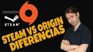 Diferencias más importantes entre Steam y Origin ¿cuál es mejor?