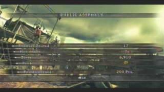 Resident Evil 5 - Mercenaries Music: Results Screen