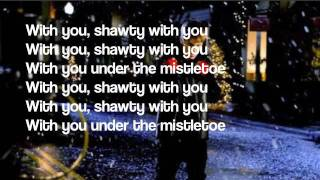 Justin Bieber - Mistletoe [ Karaoke - Instrumental with background voice ]