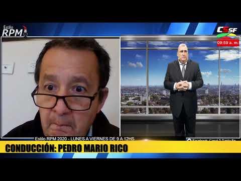 Carlos Del Frade: Vicentín tiene 790 millones de dólares en el exterior