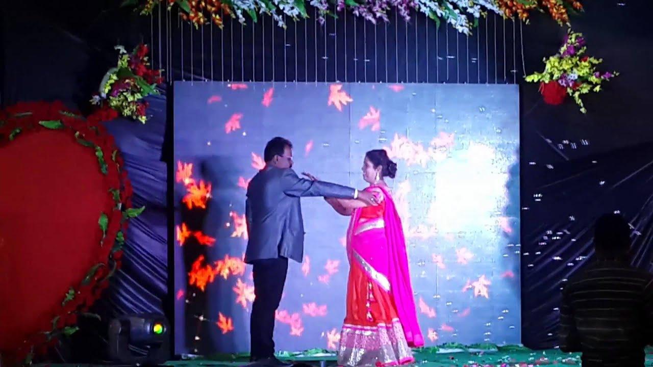 Actress radha th year wedding anniversary celebration photos