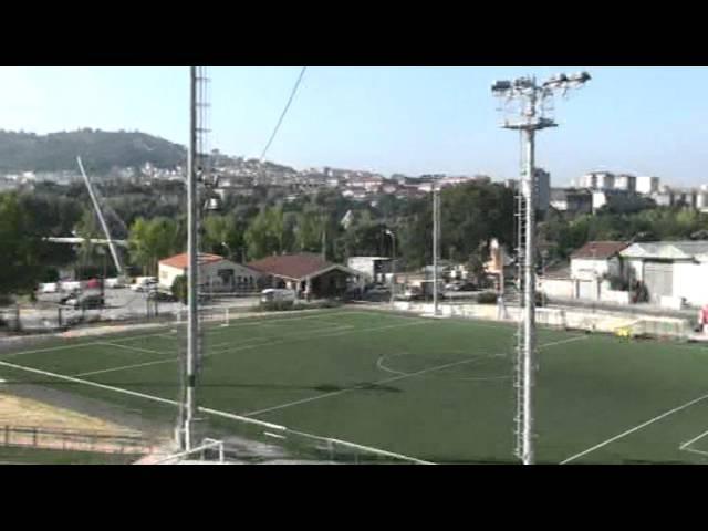 El campo de Fútbol - Instalaciones Ourense CF