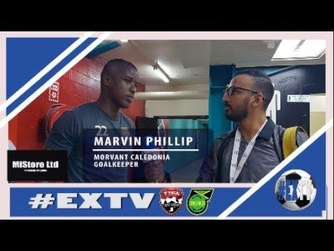 Trinidad & Tobago 1 Jamaica 2 Marvin Phillip Post Match Comments