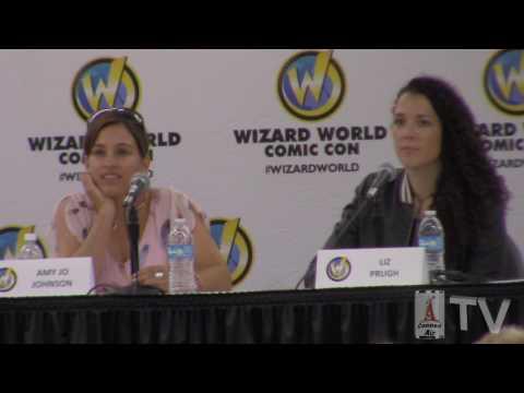 Wizard World Columbus 2016 - Amy Jo Johnson Panel