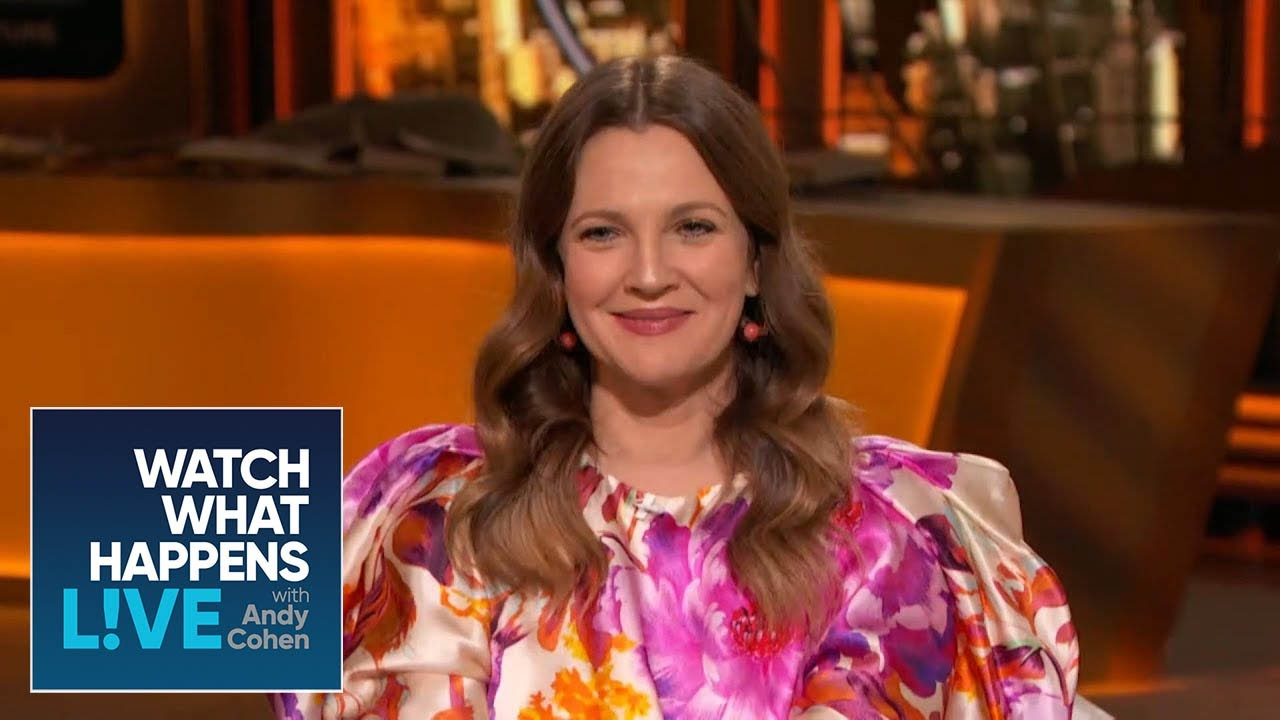 Drew Barrymore on Courtney Love's No-Holds-Barred Persona | WWHL