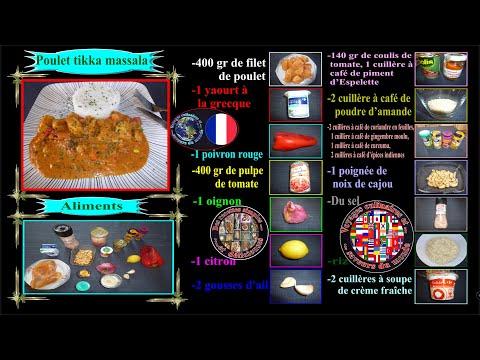 poulet-tikka-massala