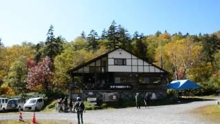 September 22 大雪山高原山荘 日本一早く紅葉が見れる場所!