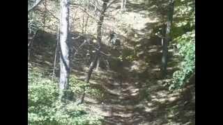 Stone Coal Hill Climb descent