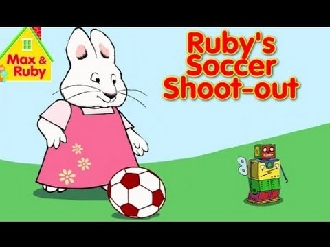 max-&-ruby---ruby's-soccer-shootout-cartoons-games