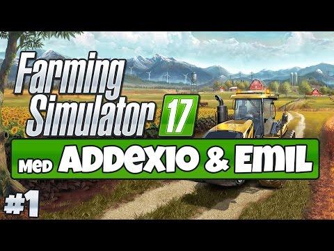 TO BØNDER - Farming Simulator 17 #1