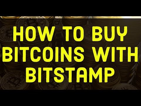 How to Buy Bitcoins with Bitstamp