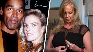 Nicole Brown Simpson's Sister Shows Her Treasures