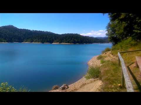 Lake Lokvarsko, Lokve, Gorski kotar, Croatia, travel to Croatia