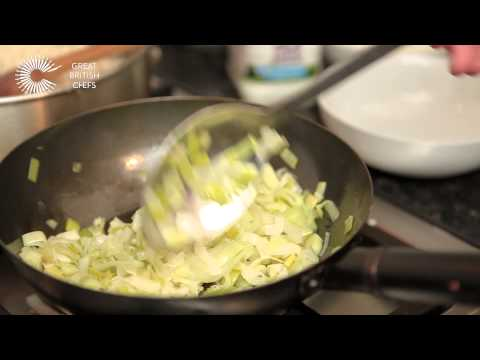 How to cook smoked haddock and leek risotto in a2 Milk