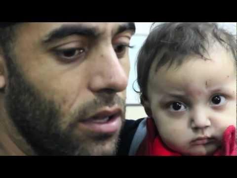 A Night in Gaza Under the Bombs  ليلة من ليالي غزة تحت القصف ٢٠١٢
