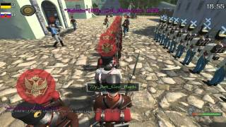 Mount and Blade: Napoleonic Wars - Siege Event (77y)