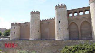 Es Palacio de Aljafería joya de presencia musulmana en España