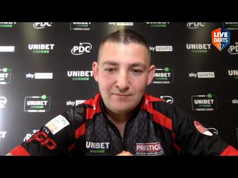 """Nathan Aspinall: """"I don't think it'll be long before us young lads are dominating and it's exciting"""""""
