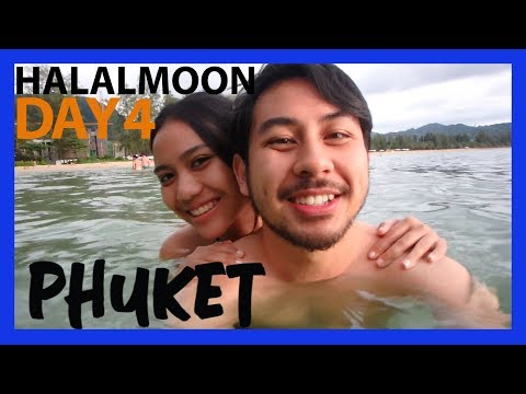 JUST PHUKET - THAILAND Honeymoon Vlog 4