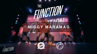 MIGGY MARAMAG | THE FUNCTION RANKED 2018 [OFFICIAL Front Row 4K]