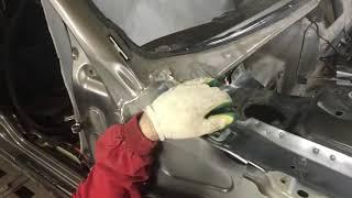 видео Кузовной ремонт Вольво, цена кузовного ремонта Volvo в Москве