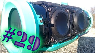 #29 Insane low bass test JBL Charge 3!!! L.F.M. 73 Vol.