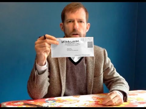 Stop Junk Mail Credit Card Offers