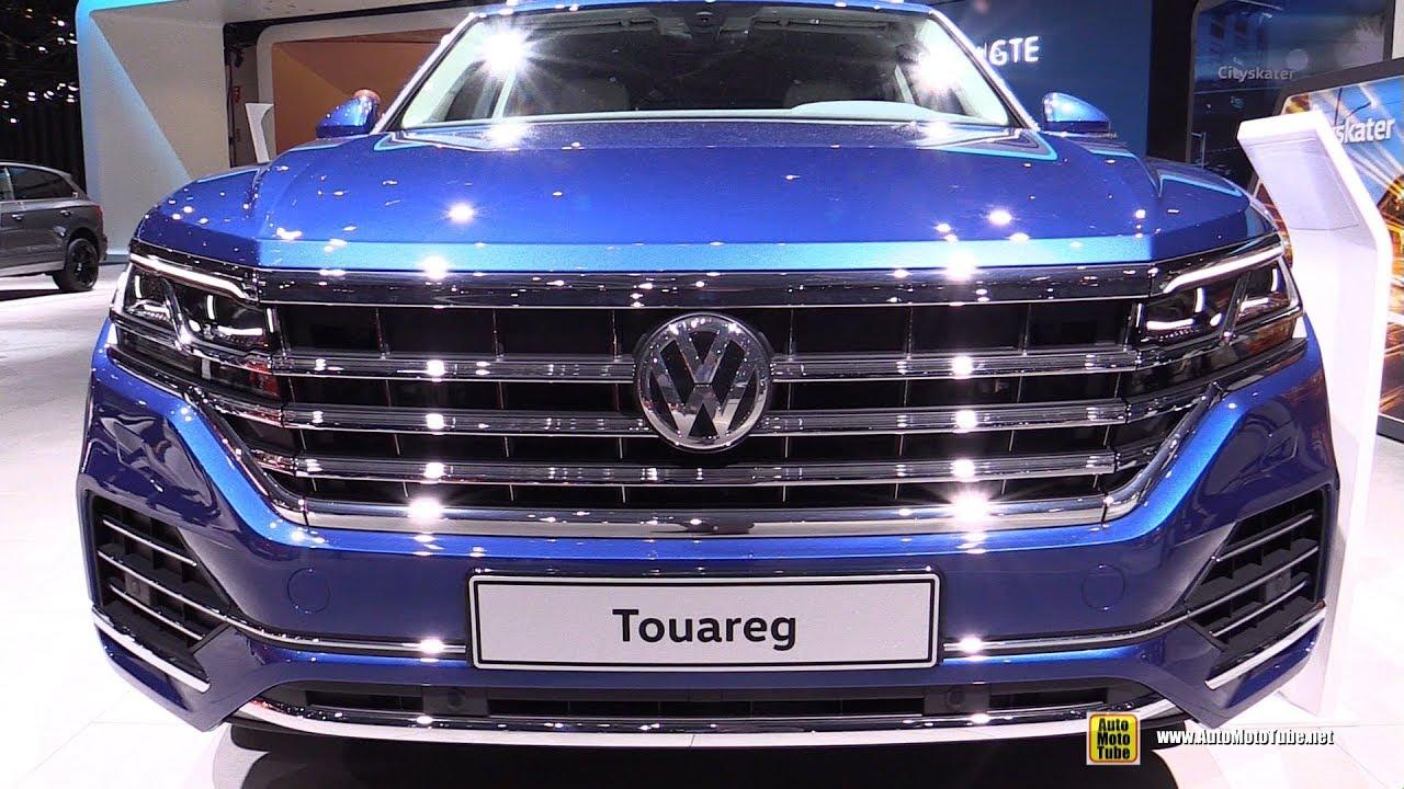 2020 volkswagen touareg - exterior and interior walkaround