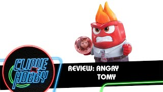 Review: Action Figure Raiva do Filme Divertidamente - Anger Inside Out Movie Toys Tomy Disney Pixar