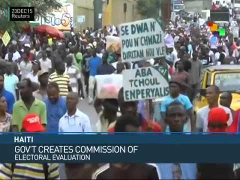 Haiti: Independent Electoral Commission Established