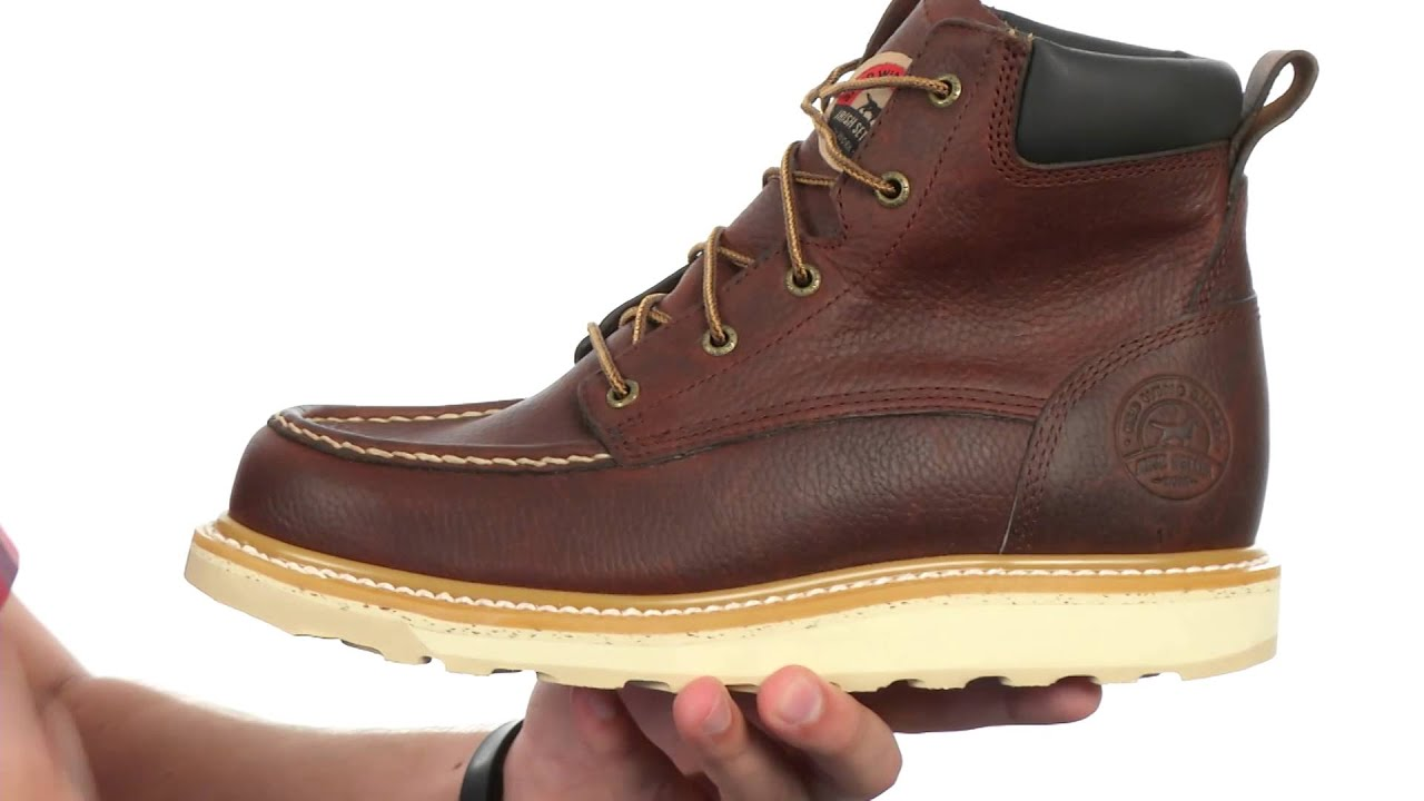 15de83c0338e The Best 5 Work Boots for Roofing in 2019 | BOOTMOODFOOT