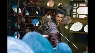 2019 new chinese adventure fantasy films latest martial arts movie