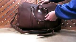 ソフトグローブトラベルボストン 森田鞄製作所