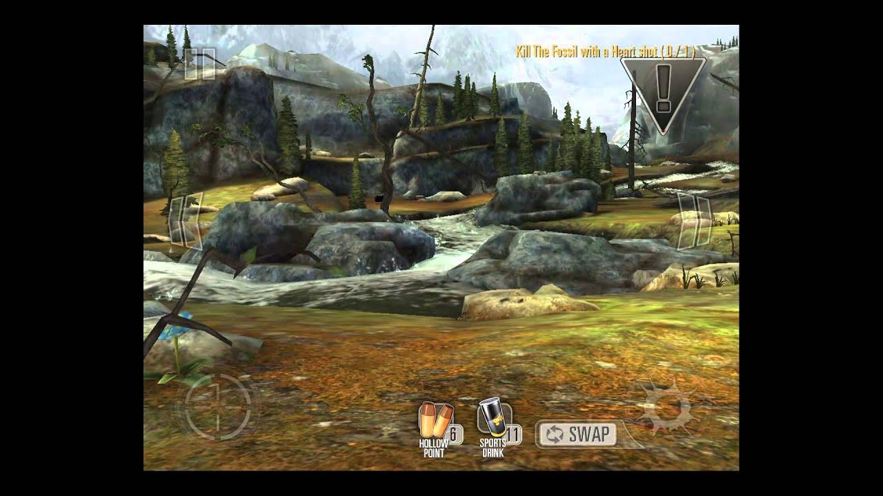 Deer Hunter 2014 - The Fossil Trophy Hunt - Glacial Bay Region 10