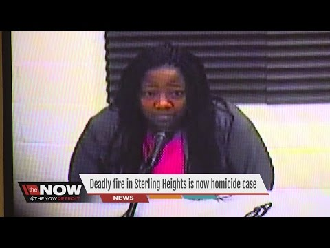 Woman accused in Sterling Heights murder case