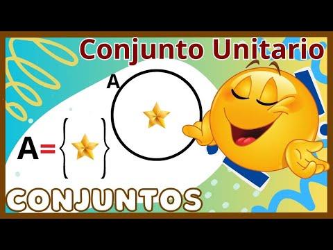 Conjunto Unitario - Arimética