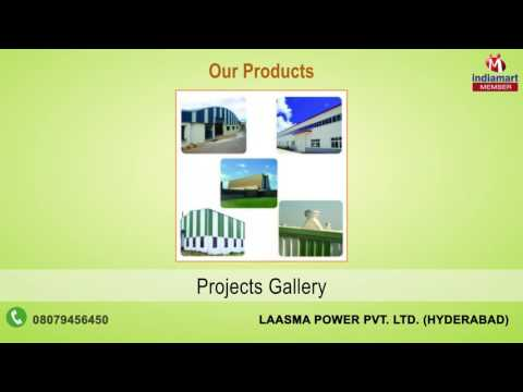 Lighting Pole & Roofing Sheet By Laasma Power Private Limited, Hyderabad