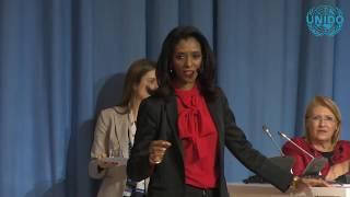 UNIDO GC 17: World Women leaders talk