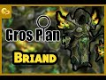 Summoners War - Gros plan - Briand