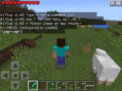 Minecraft Godmode