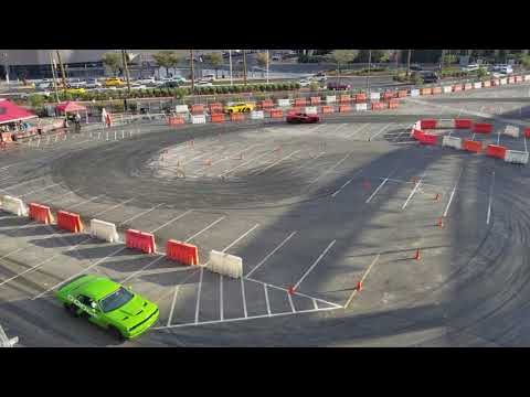 Las Vegas Convention Center Drifting experience(6)