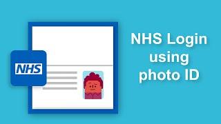 NHS App - NHS Login Using Photo ID