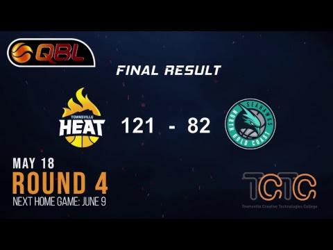Townsville Vs. North Gold Coast QBL Round 4 - Mens