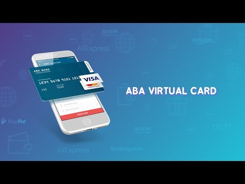 Task Are Solved Easily With ABA Virtual Card